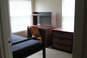A private bedroom in a Suite - the best summer academic camp NJ has to offer!